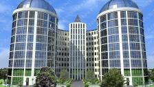 Гостиничный комплекс г.Актобе Казахстан