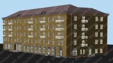 Реконструкция админ.здания г.Киев