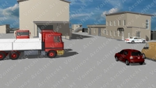 Почтово-складской комплекс